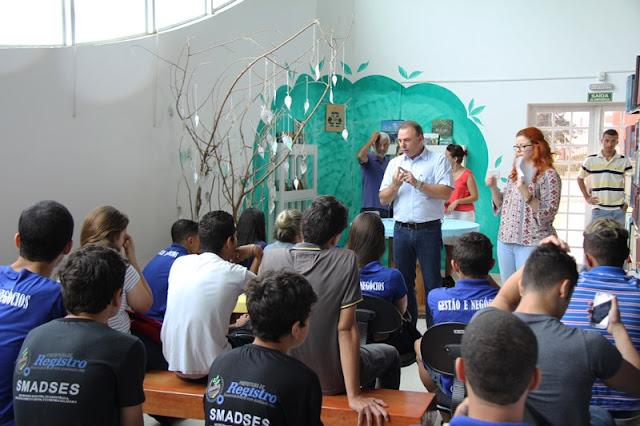Registro-SP avança no Ranking Ambiental Paulista do Programa Município VerdeAzul