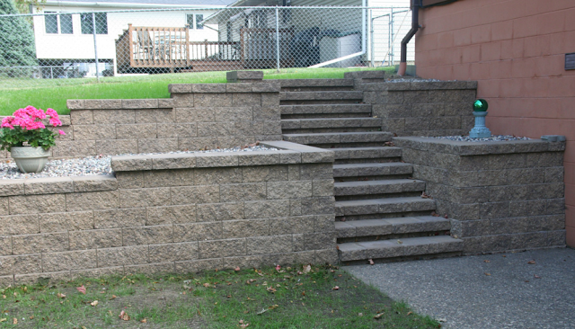 How To Build A Cinder Block Retaining Wall