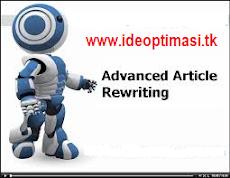 Ingin Mendapatkan Artikel Rewrite Berkualitas ? Spin Manual Saja