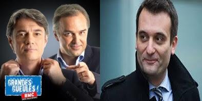 Passe d'armes entre Florian Philippot et les GG de RMC  dans France gg%2Brmc%2Bphilippot