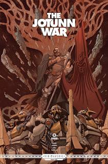 The Jötunn War: First Peek!  by Ian Stuart Sharpe