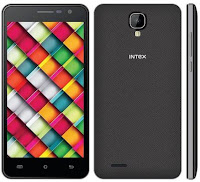 Intex Cloud Crystal 2.5D smartphone