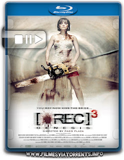 [REC]³ Gênesis Torrent - BluRay Rip 720p Dublado