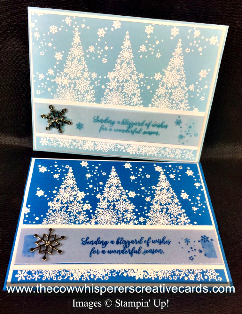 Card, Snow is Glistening, Snowflake Trinkets, White Velvet Sheets, Heat Embossing