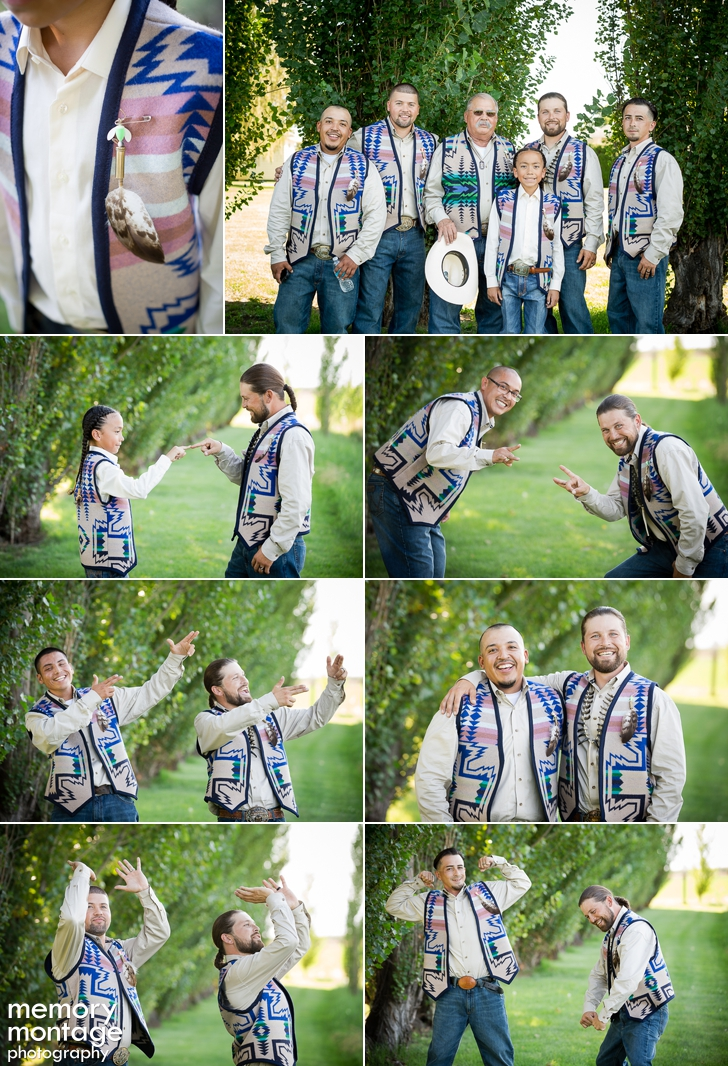 Wedding with Native American Traditions || Shawn + Chance