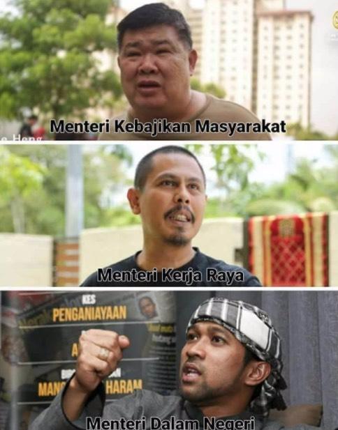 Yusuf Azmi, Lando Dan Uncle Kuang Jadi Menteri