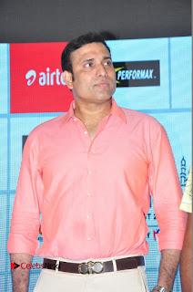 VVS Laxman Inaugurates Airtel Hyderabad Marathon Expo