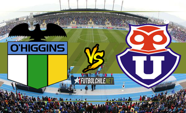 O'Higgins vs Universidad de Chile,