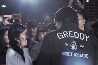 Boost Brigade Classic GReddy G Coach's Jacket