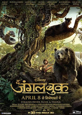 The Jungle Book 2016 Hindi Dubbed Movie Download