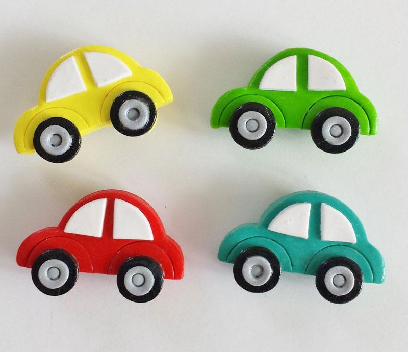 mainan clay mobil