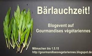 http://gourmandisesvegetariennes.blogspot.com/2015/03/barlauchzeit-blogevent.html