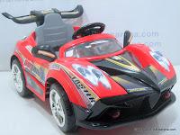 Mobil Mainan Aki PLIKO PK8418N POGANI 1