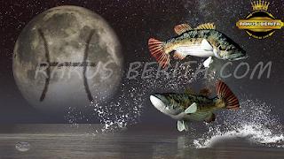 Zodiak Pisces ( 19 Febuari - 20 Maret  )
