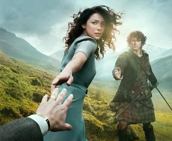 6 séries à regarder sur Netflix - Outlander