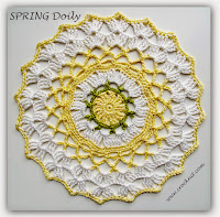 how to crochet, crochet patterns, doily, placemats,