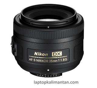 Jual AF-S Nikon 35mm second kalimantan
