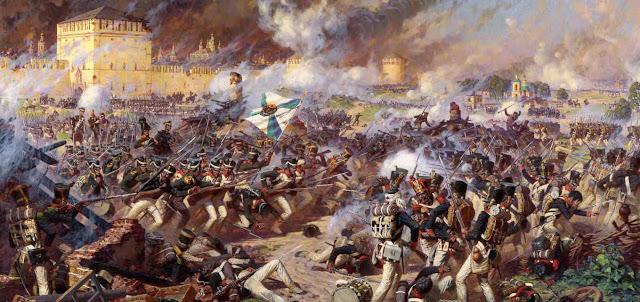 Smolensko y el ejercito de Napoleon