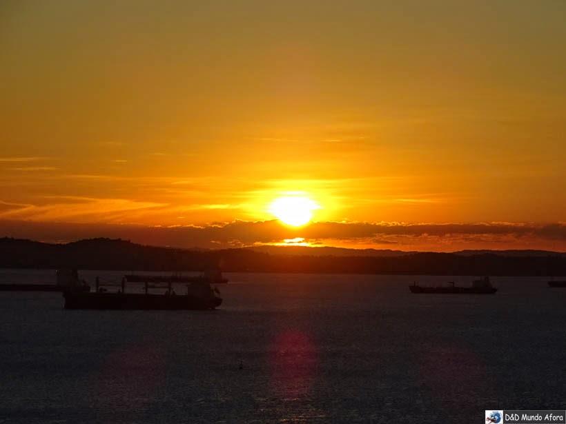 O que fazer no Pelourinho, Salvador (Bahia) - Pôr do Sol em Salvador