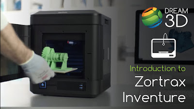 Zortrax Inventure 3D Printer Review and Download