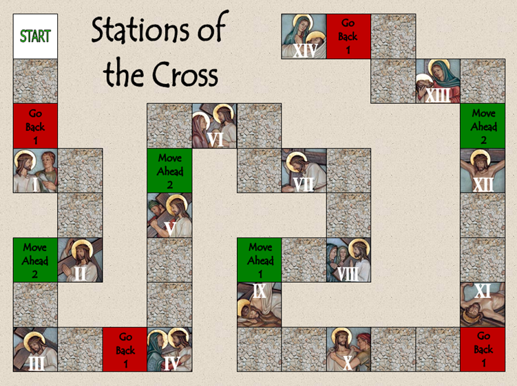 graphic about Stations of the Cross Prayers Printable known as The Catholic Toolbox: Stations of the Cross