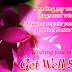 Get Well Soon Messages For Sister, Get Well Wishes and Prayers