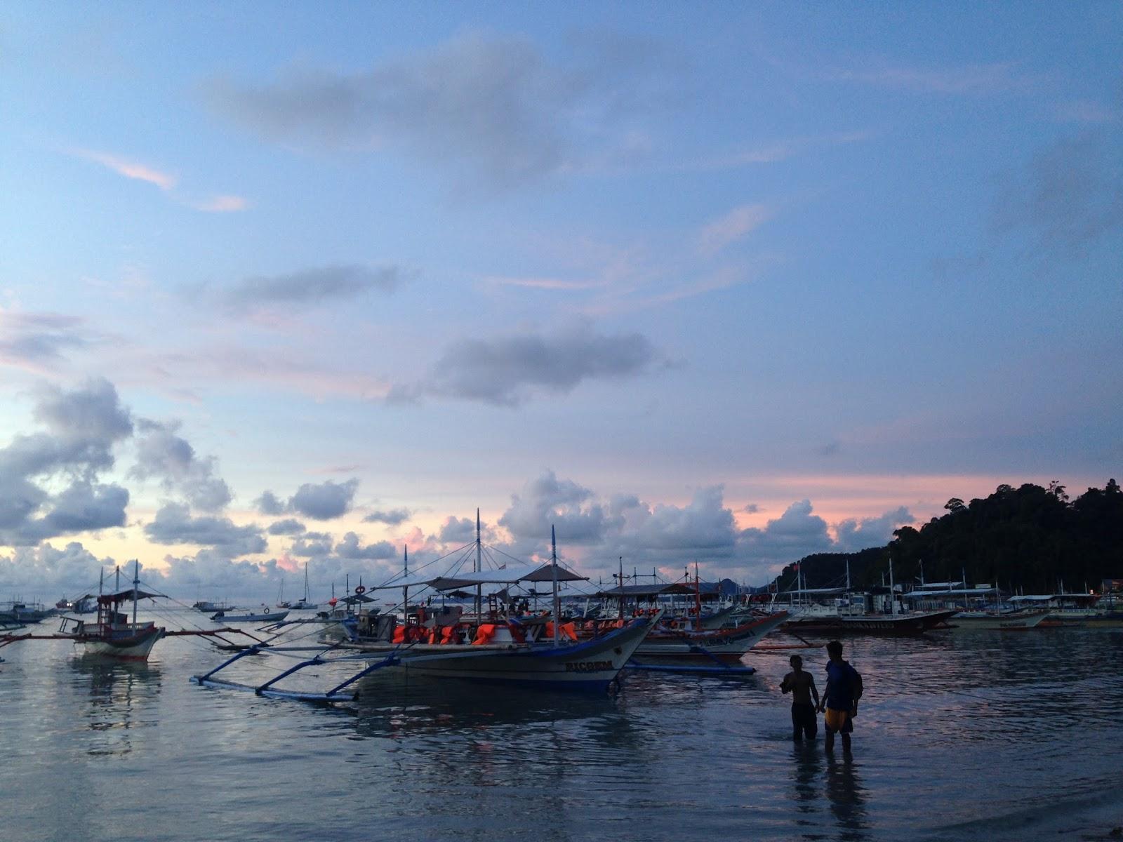 El Nido,Palawan sunset 2 of 2