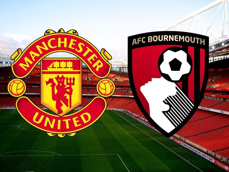 man united vs bournemouth - photo #33