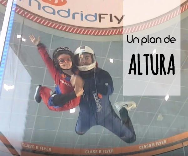 Madrid Fly, túnel de viento