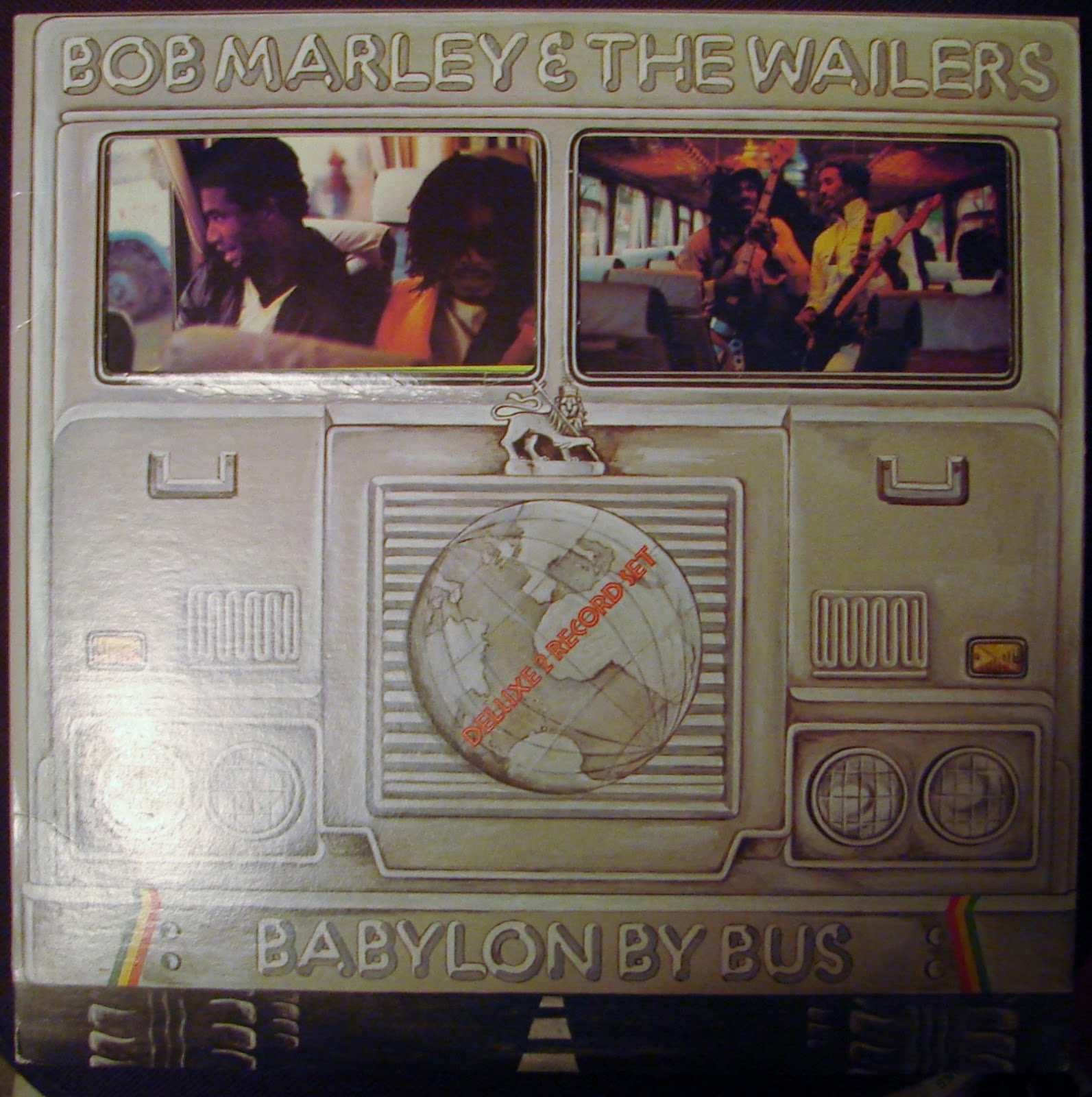Bob Marley and The Wailers - Babylon By Bus (cover)