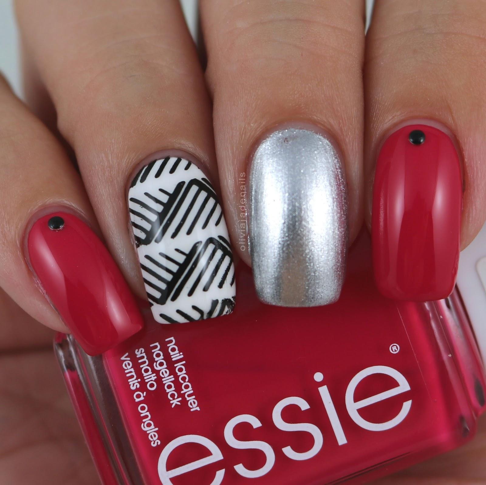Olivia Jade Nails: Lina Nail Art Supplies Feeling Shapely 02 ...