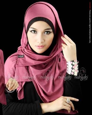 Hijab instan kreasi