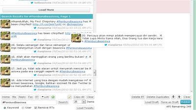 Cara mudah merangkum serial twit dengan Chirpstory