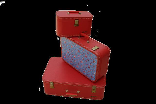 vintage makeup case