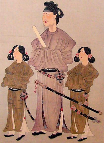 Prince Shotoku Taishi