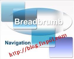 Cara Membuat Breadcrumbs| Navigasi Blogger