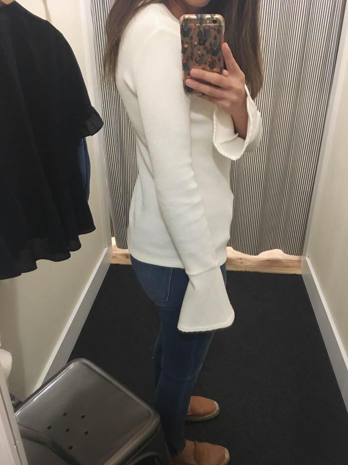 cute ribbed shirt