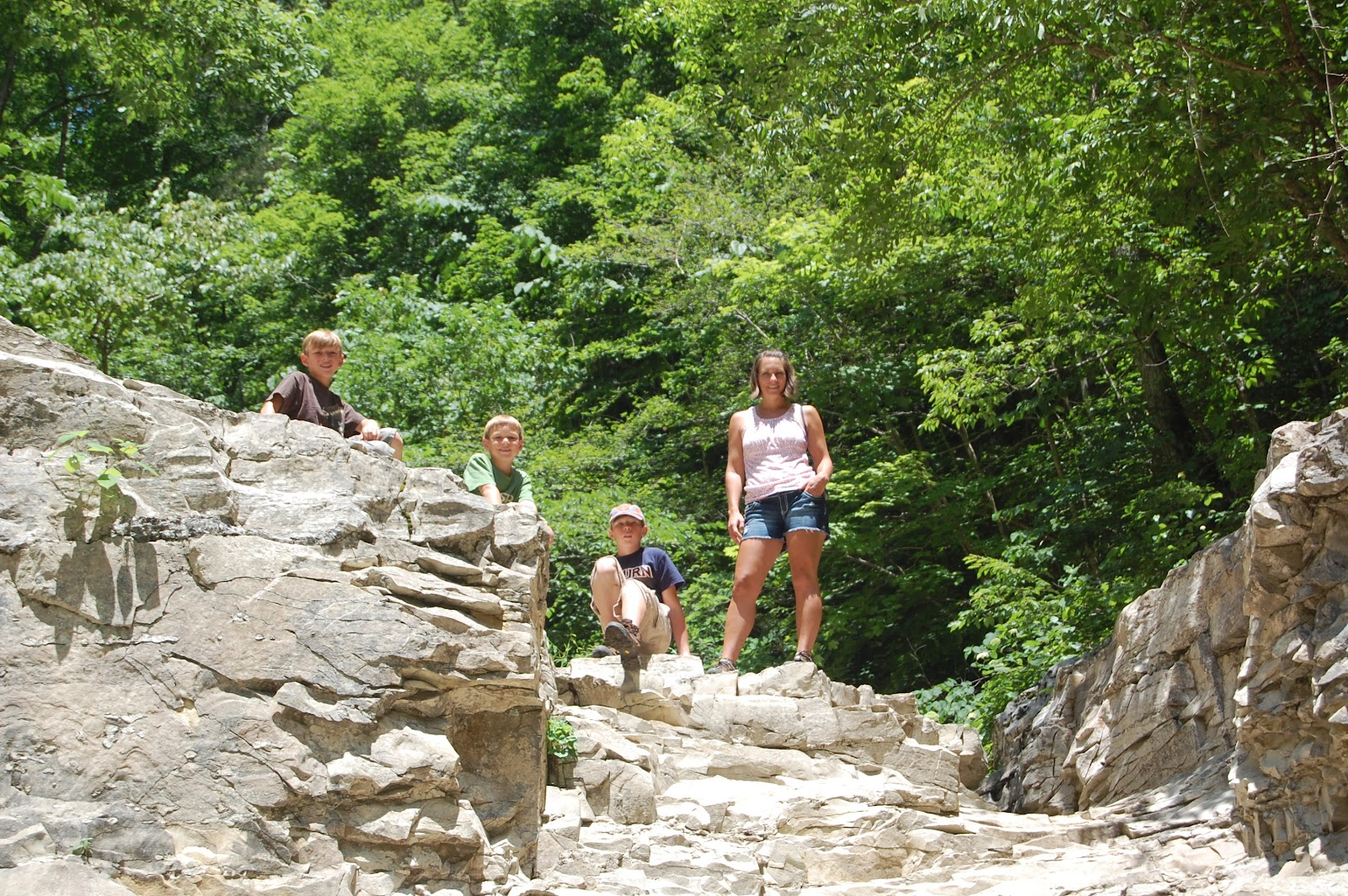 Mommy Miles: Hiking The Walls Of Jericho