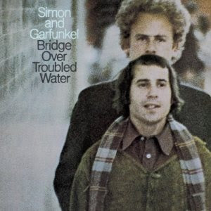 Simon and Garfunkels LP Bridge Over Troubled Water