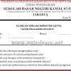 Contoh Soal UAS Mapel Bahasa Indonesia KTSP Guru SD (galeri guru)