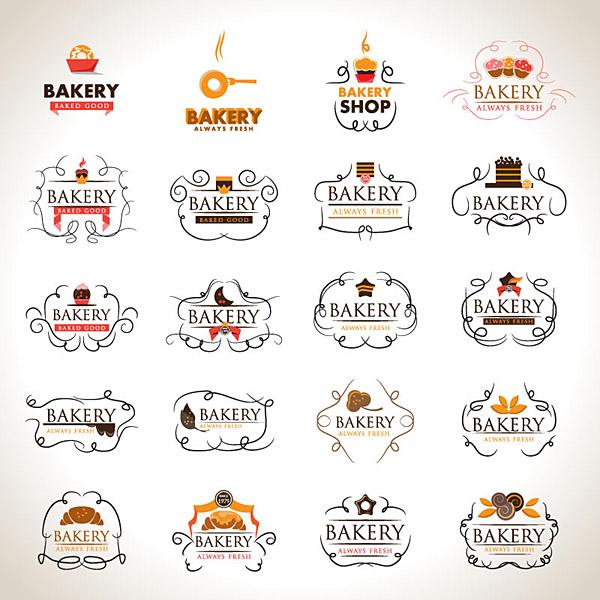 logo thiết kế bánh kem free