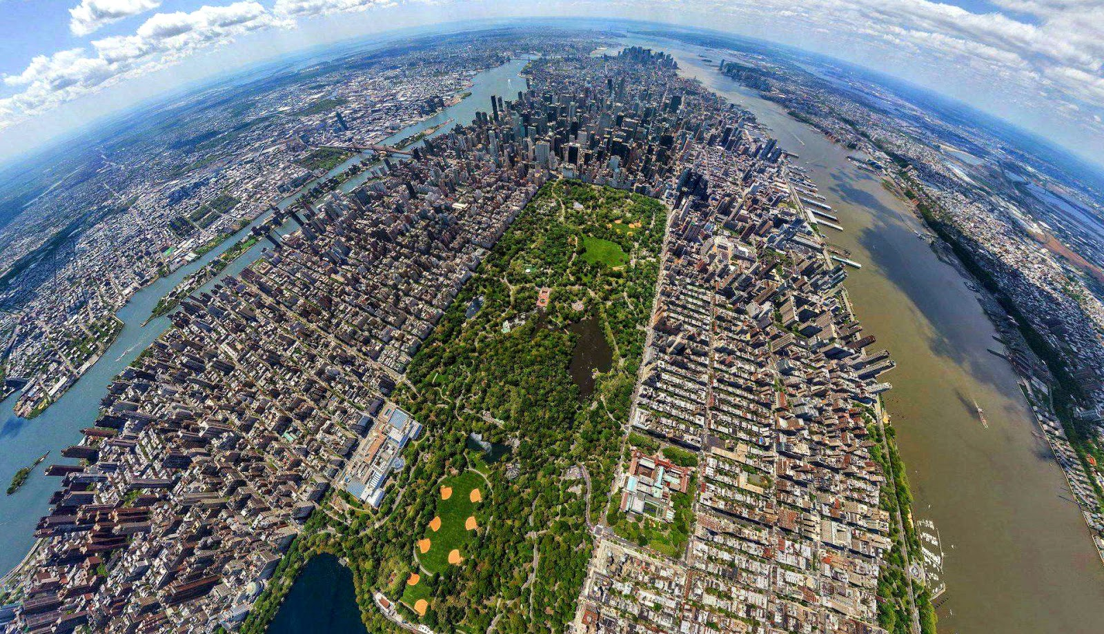 7 enormes vistas a reas de grandes ciudades del mundo - Cambiar una casa por otra ...