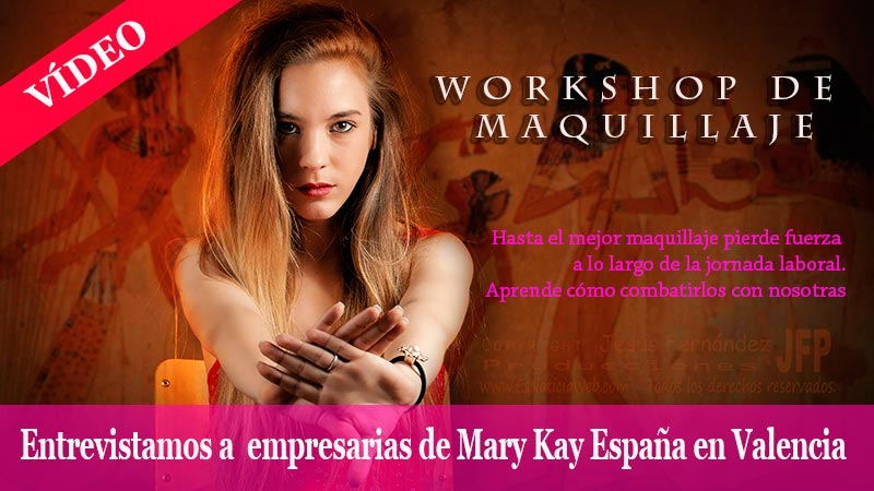 Entrevistamos a empresarias de Mary Kay España en Valencia