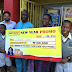 Adeola Saweje wins 100k from Best Choice New Year Promo
