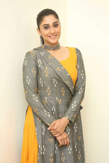 Regina Cassandra in Salwar Kurta Sexy Beauty Very Cute Pics
