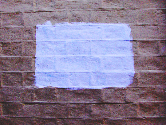urban photography, white square, urban photo, art, contemporary, photo, minimal, abstract, wall, Sam Freek,