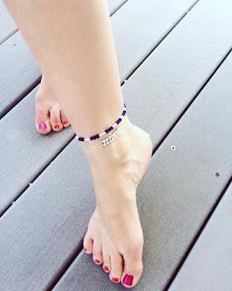 ankle anklet bracelet