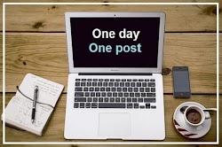 One Day One Post, Kenapa tidak?