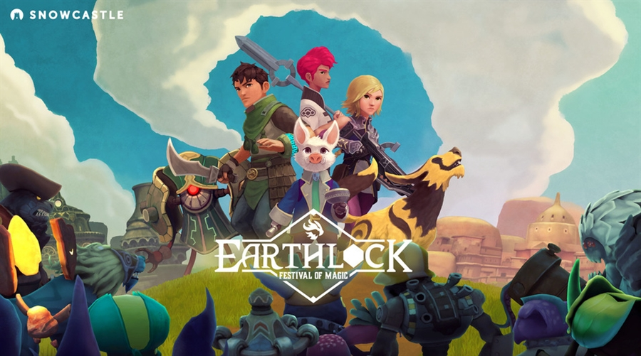 EarthLock Festival of Magic Free Download Poster