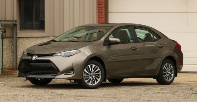2020 Toyota Corolla Rumors, Changes